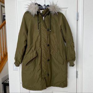 H&M Parka Jacket